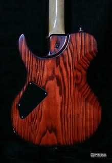 John McGuire Guitars Tone Socket neck joint cam interface