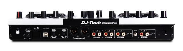 Controlador Dj-Tech Dragon Two