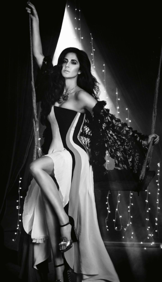 Katrina Kaif Vogue Magazine December 2013 PhotoShoot