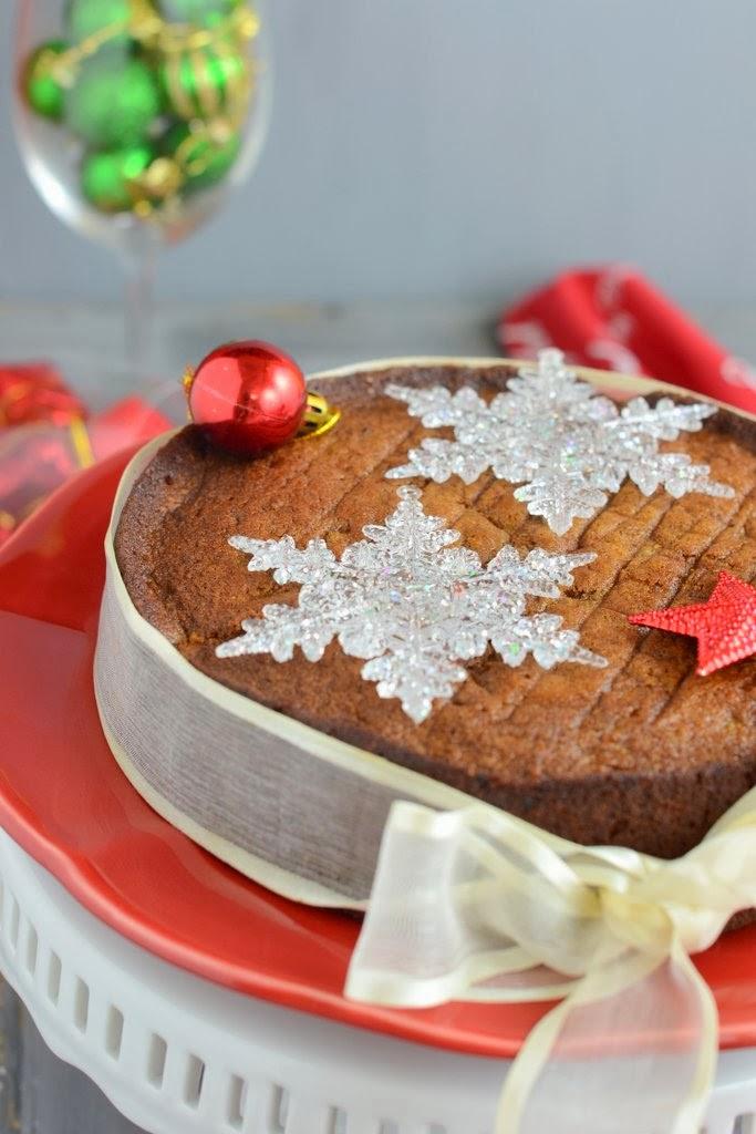 christmas fruit cake  plum cake