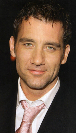 CANDIDATE #2: Clive Owen. YES Owen returns again to possibly portray another ...