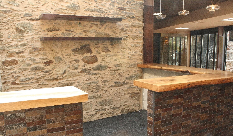 Construcciones r sticas gallegas a cepa - Revestimiento en piedra para exterior ...