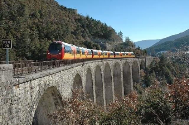 Train des Pignes, France - Top 10 Train Routes in Europe