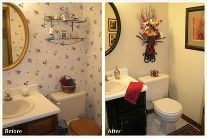 Casinha bonitinha reforma antes e depois - Reformas en casas pequenas ...