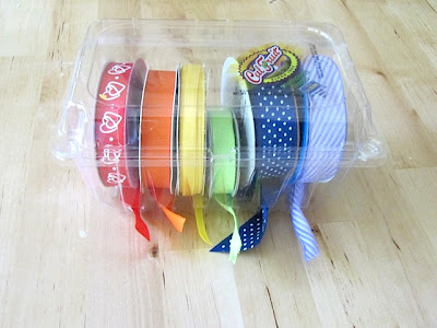 ribbon organizing