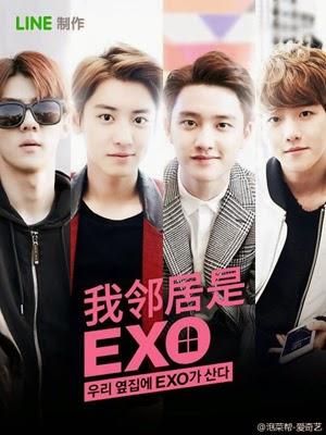 EXO Next Door 2015 poster