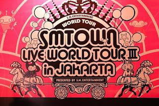 Info Terbaru Harga Tiket  Konser SM Town di Indonesia