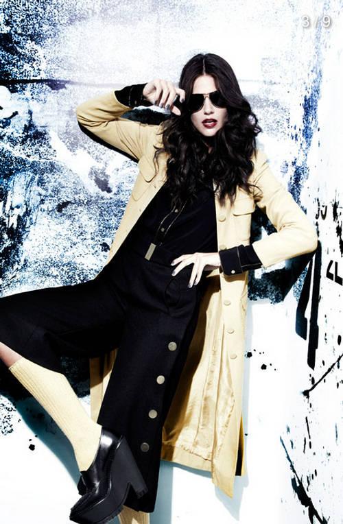 fashion magazine-Elle India