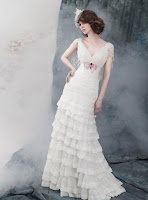 romantic bridal wedding dresses