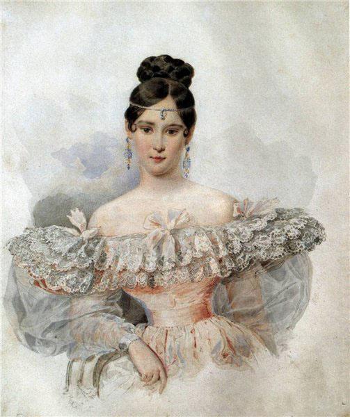 Натали Пушкина