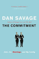 Cover of The Commitment by Dan Savage