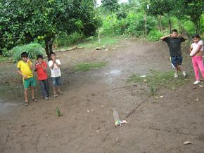 Tiempo de Juegos en la selva
