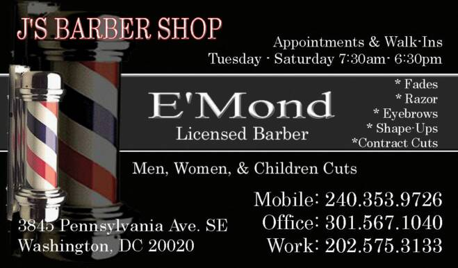 Barber Girl Photos Barber Business Card - Barber business card template