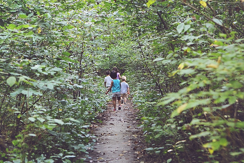 Nature Hike with Kids