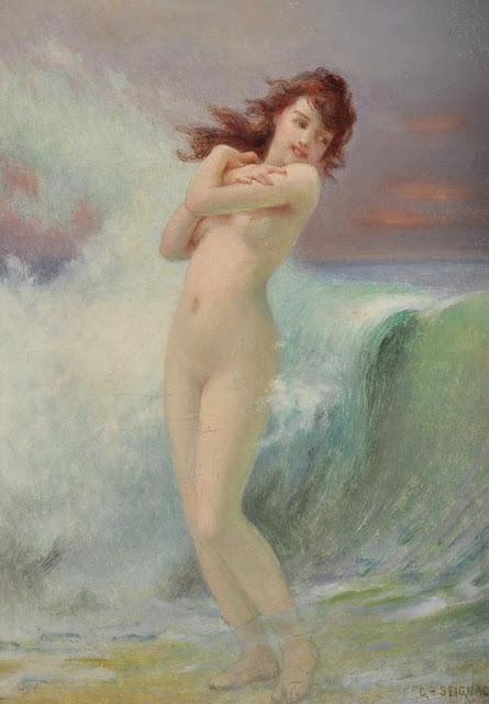 the wave,Guillaume Seignac,Venus