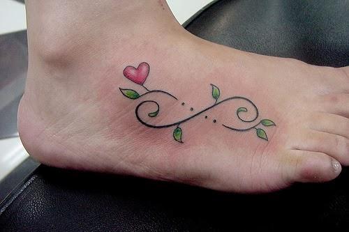 Dicas e imagens de Tatuagens do Infinito