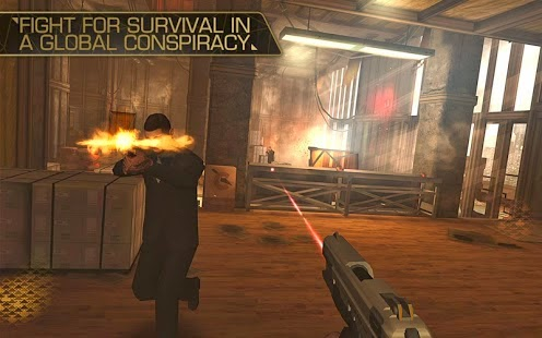 Deus Ex: The Fall Full Version Pro Free Download