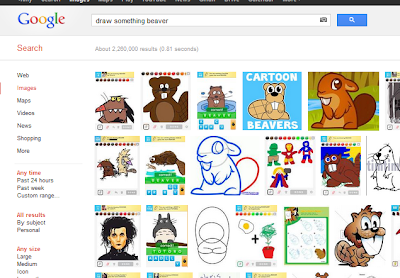 Search, Draw Something, Beaver, Google
