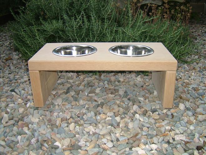Mesas de comer para perros dogfusta for Mesas de comer
