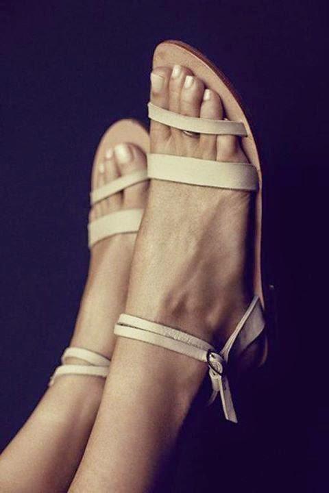 Flat Sandals Designs #1
