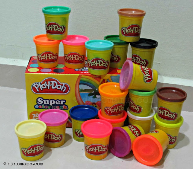 Play doh and singapore food creations we are the for Play doh cuisine