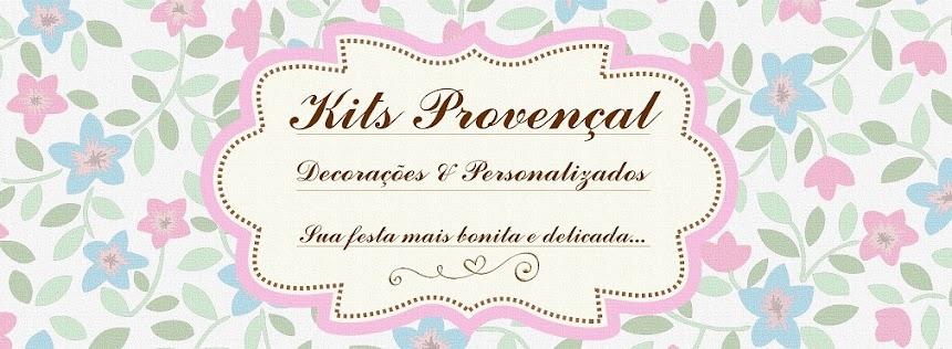 Kits Provençal Curitiba Decorações & Personalizados