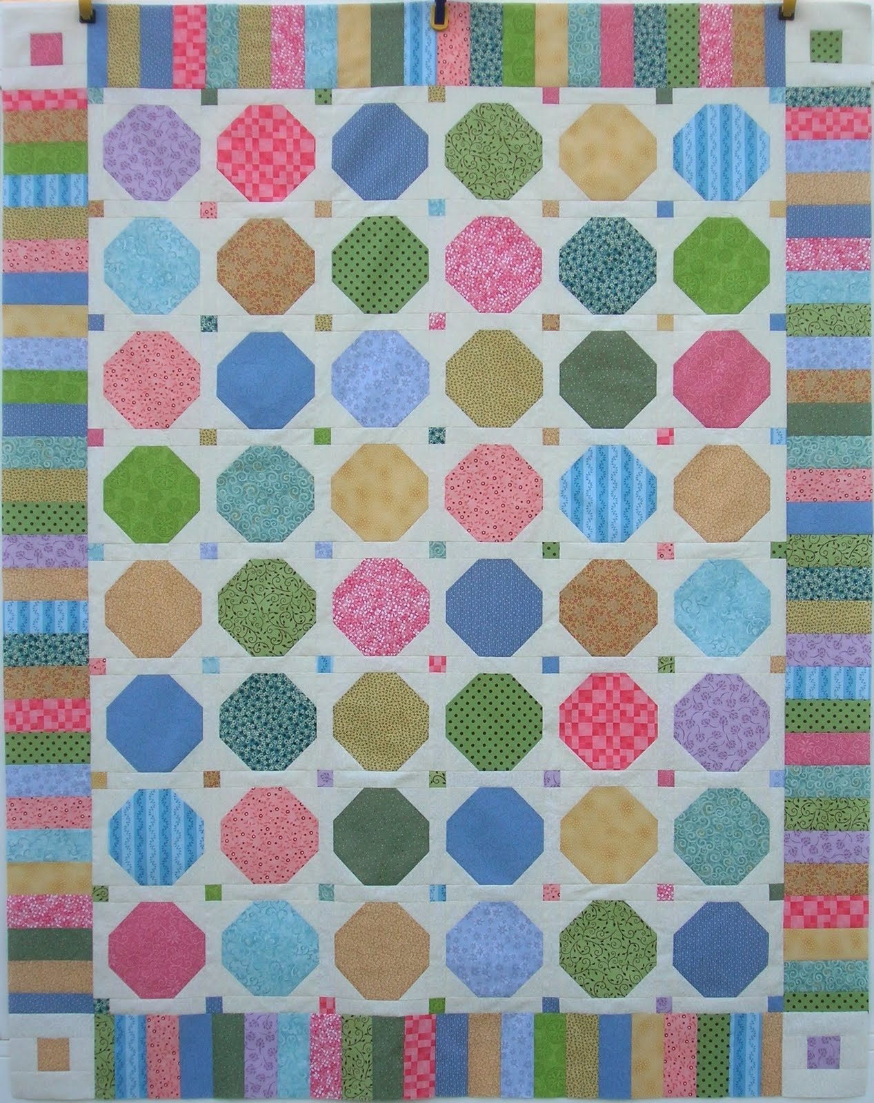 Quilt Patterns Snowball Block : Such a Sew and Sew: Scrappy Snowball Quilt Tutorial