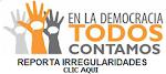 REPORTA IRREGULARIDADES