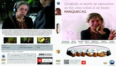 Filme Doce de Mãe DVD Capa