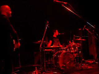 04.09.2012 München - Kranhalle: The Unwinding Hours