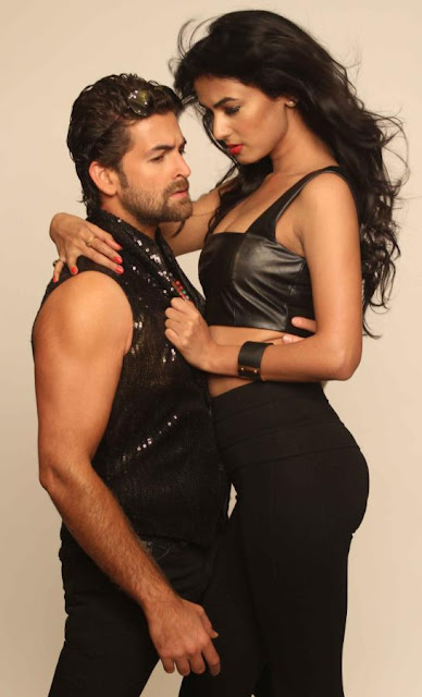 Photo Shoot : Sonal Chauhan & Neil Nitin For 3G Cinema promotion