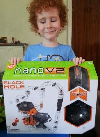 Hexbug Nano Black Hole set