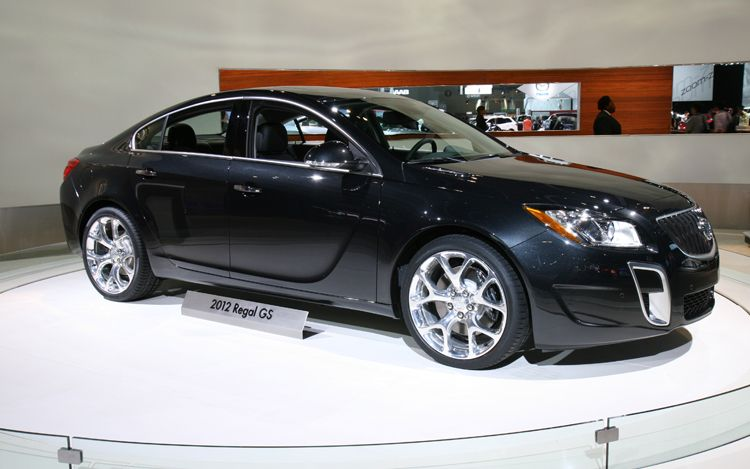 cars model 2012 2012 buick regal gs. Black Bedroom Furniture Sets. Home Design Ideas