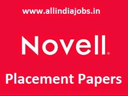 Novell Placement Papers