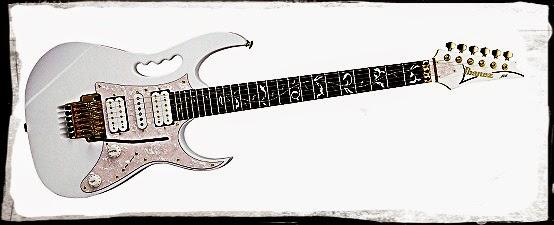 Ibanez JEM7V Used Deal: Steve Vai's Signature Model ($1400)