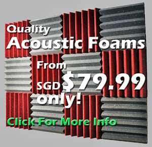 Acoustic Treatment Foams | SALE 20% OFF
