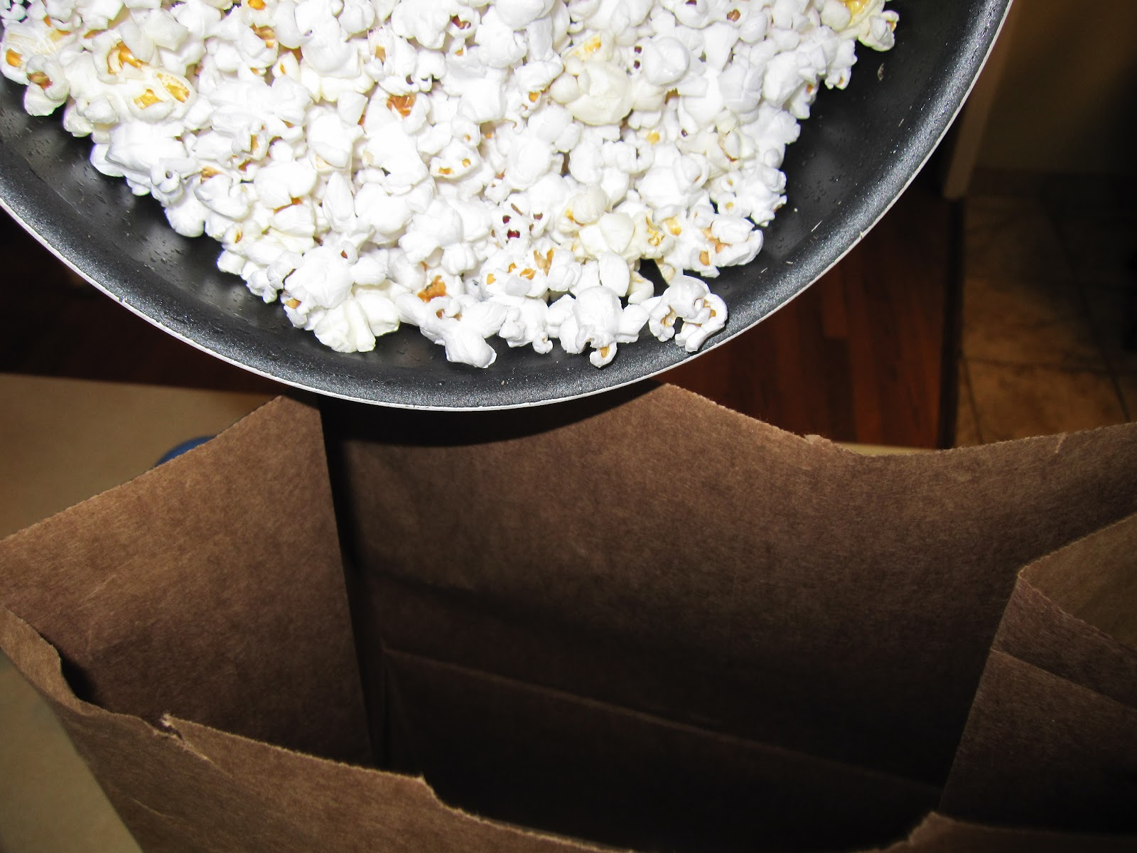 The doherty dish the best popcorn for 1 tablespoon of butter