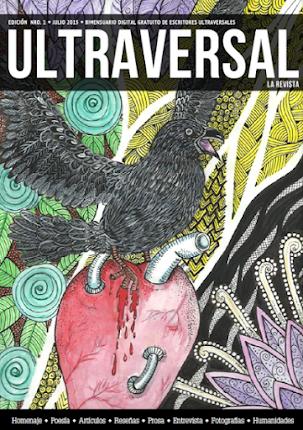 ULTRAVERSAL - LA REVISTA -nº 1