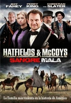 ver Sangre Mala / Bad Blood: The Hatfields and McCoys (2012)