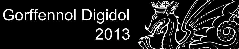 Gorffennol Digidol 2013
