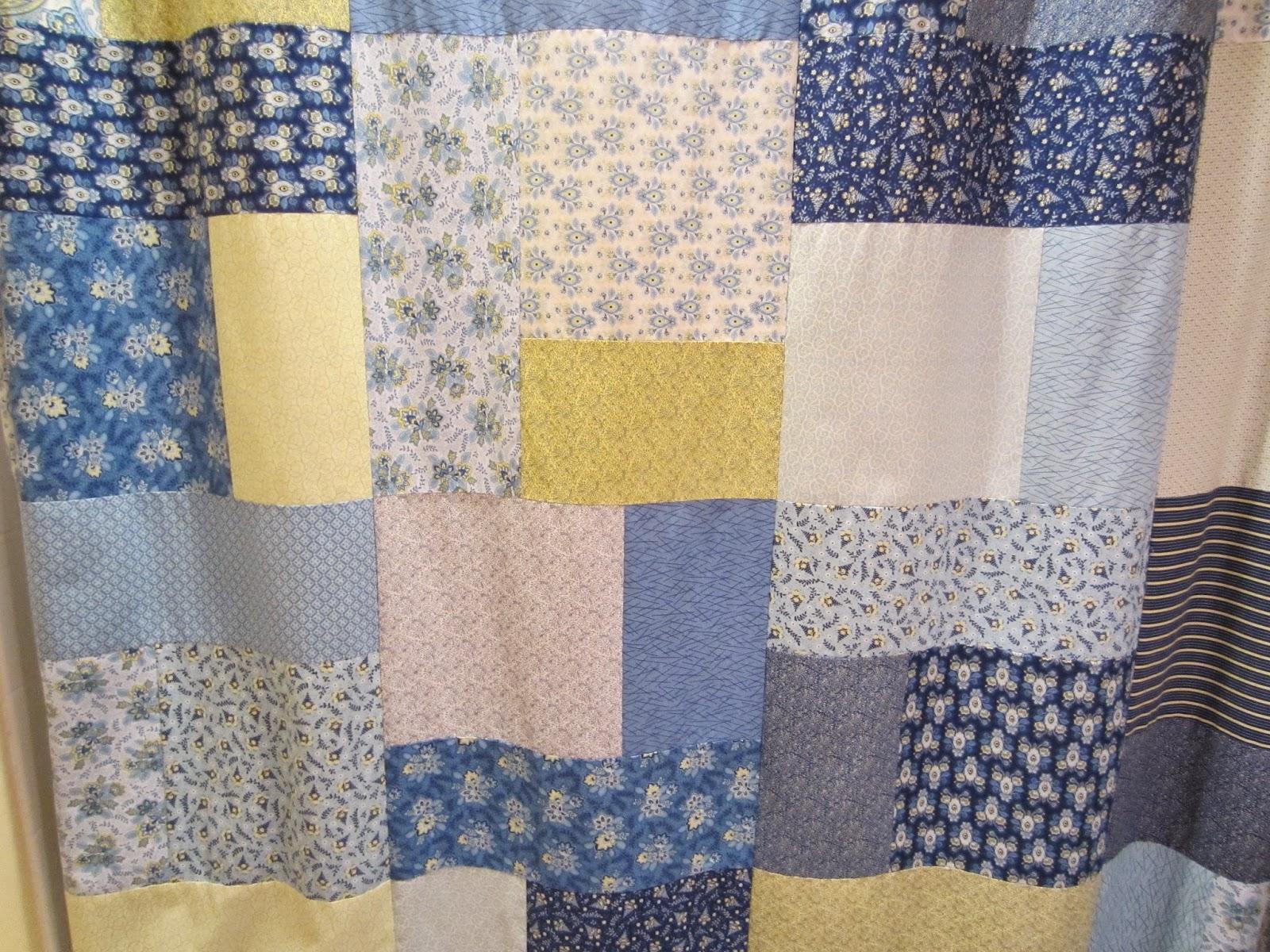 Shower curtain quilt pattern - Shower Curtain Quilt Pattern 0