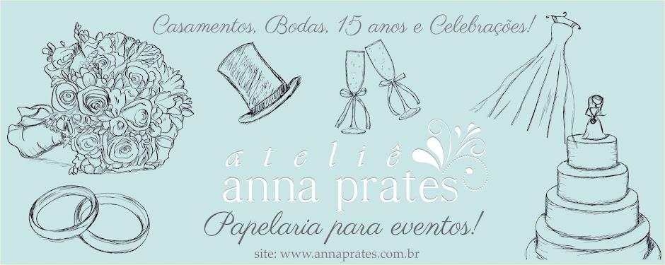 Ateliê Anna Prates - Blog da Loja- Papelaria Criativa, Convites e Artigos para Festas