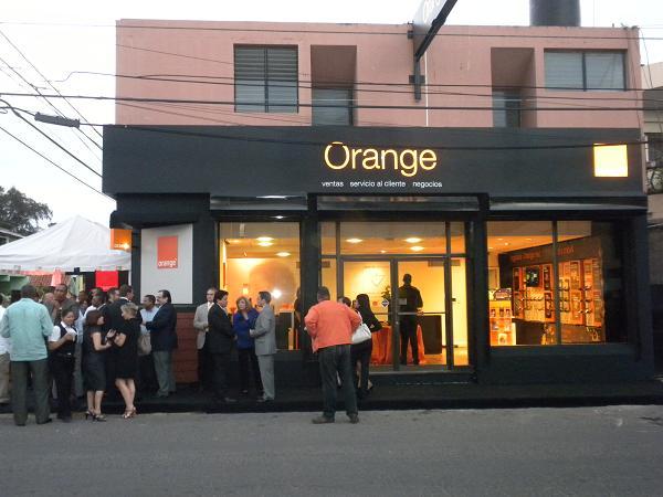 inauguran en san pedro de ForOficina De Orange