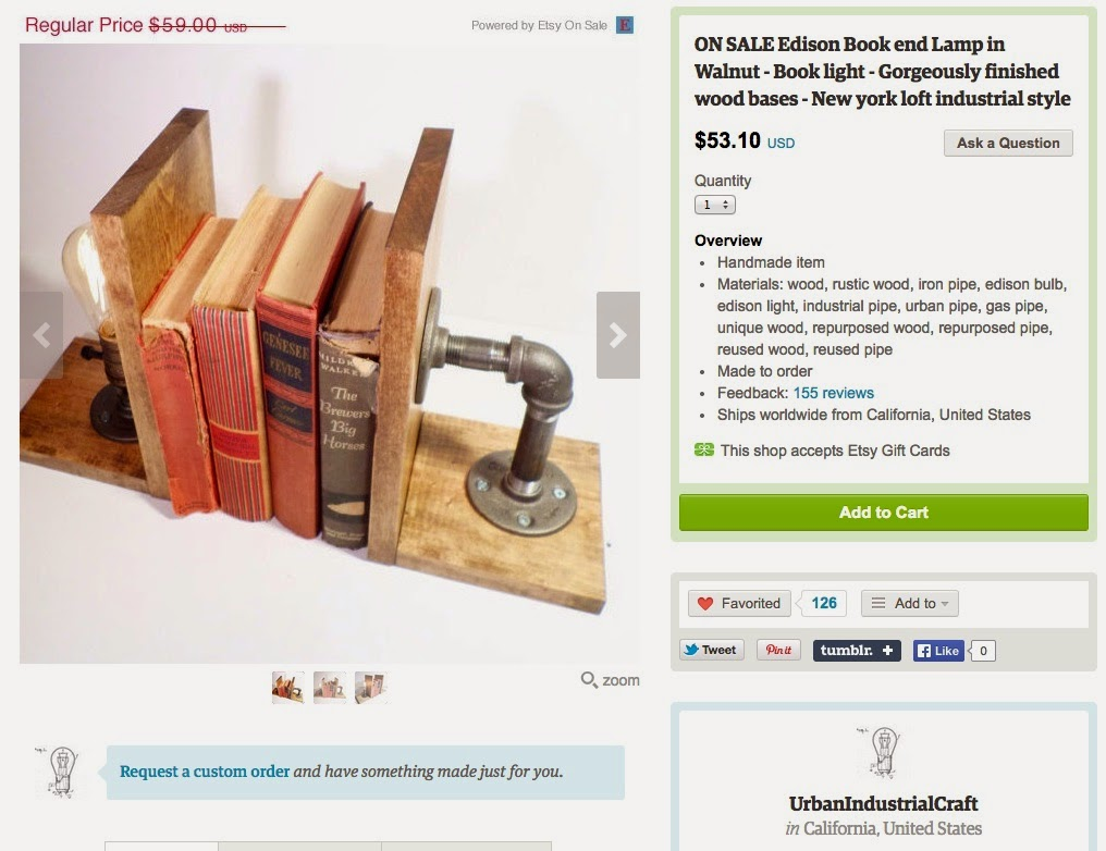 Etsy Bookends 1