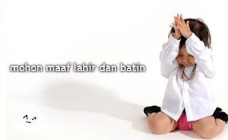 Kata Kata Mutiara Ramadhan Mohon Maaf Lahir Batin