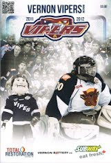 Vernon Vipers 2011-12 Program