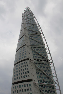 the tallest building in malmo