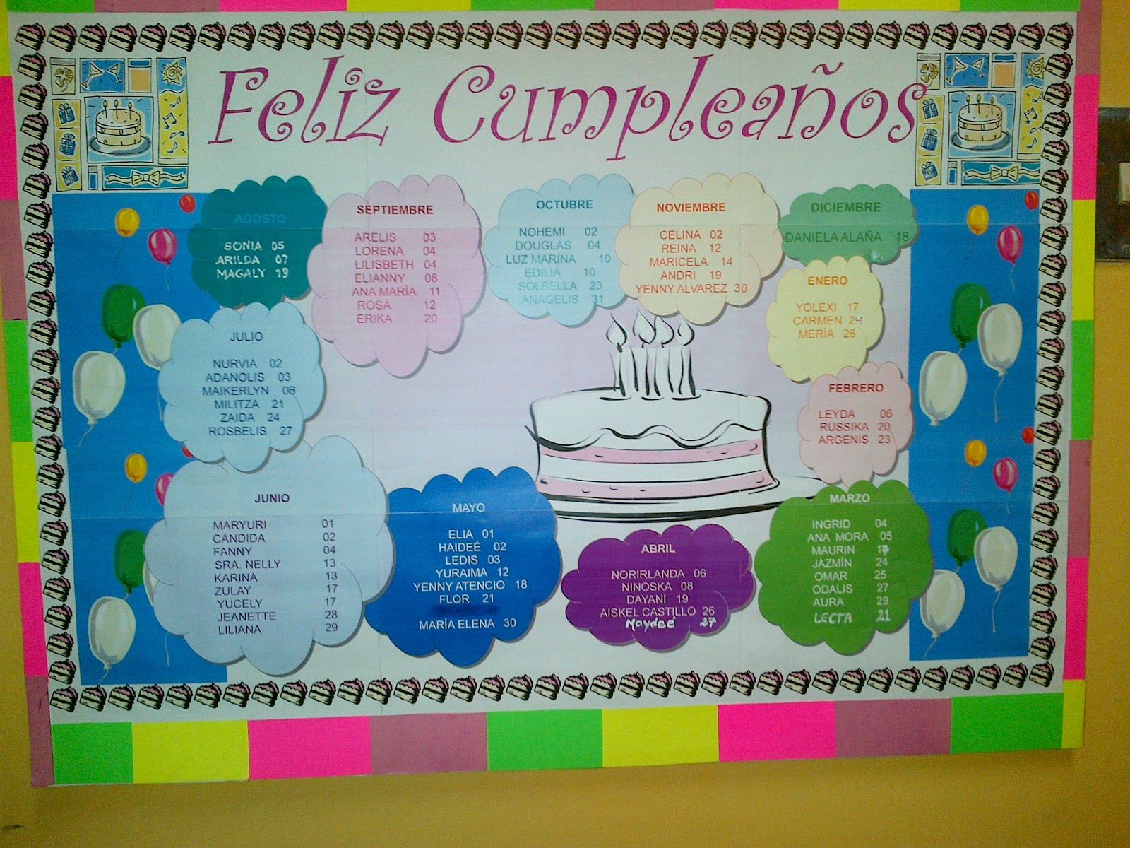 Carteleras Educativas 2