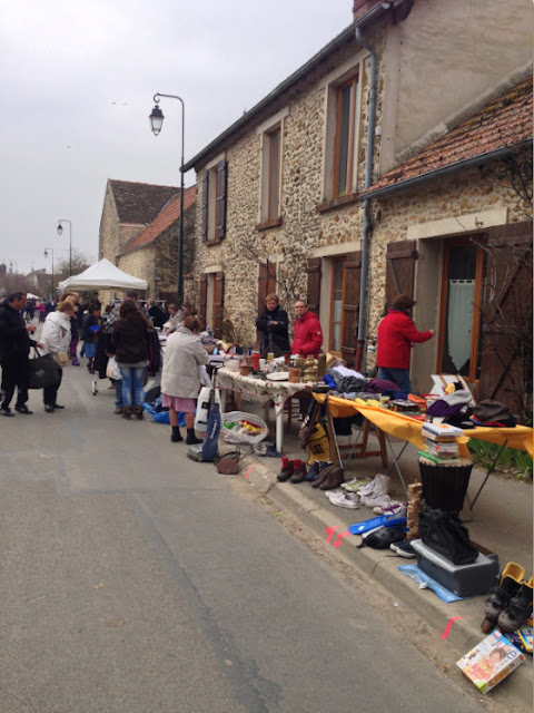 Come With Me To a Parisian Brocante