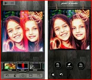 aplikasi edit foto Pixlr-o-matic